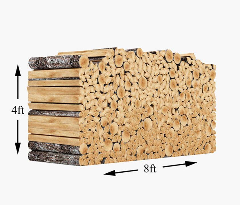 méteres tűzifa eladó